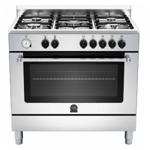La Germania Free Standing Cooker AM95C61CX