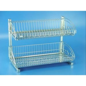 TPBLS 2552 Free Standing 2 Tier Dish Rack-Available in 560 & 660mm