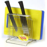 Free Standing Two Tier Dish Rack-L200 x W185 x H245mm