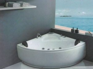 Standalone Bathtub Kitchen Bathroom Accessories Universal